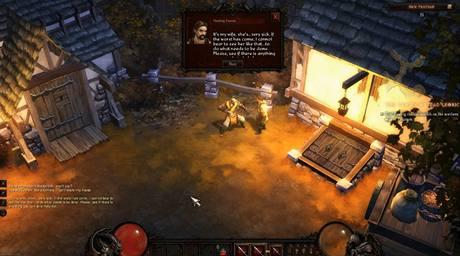 Diablo III video