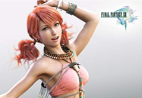 Final Fantasy XIII - Vanille
