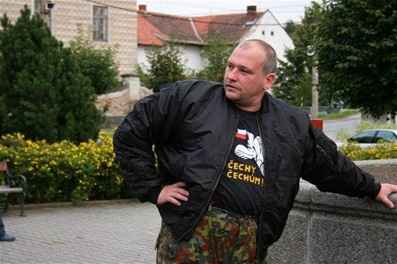 Z filmu Největší z Čechů - Marek Taclík