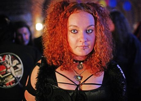 Gothic Treffen party v pražském klubu GOX (14.8.2010)