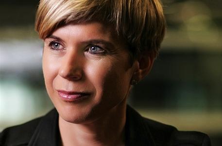 Kateřina Neumannová - bývalá šampionka v běhu na lyžích, nyní sportovní funkcionářka