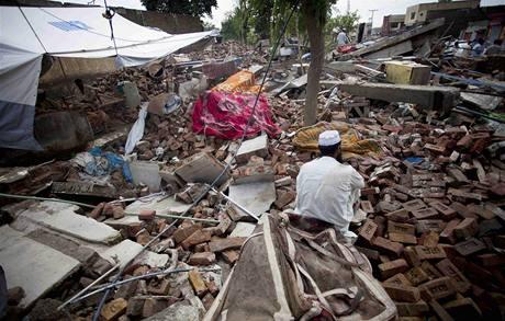 Záplavy v Pákistánu (9. srpna 2010)