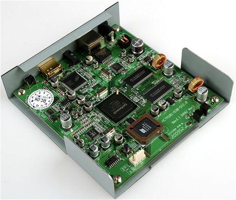 HDMI over IP vnitřek vysílače