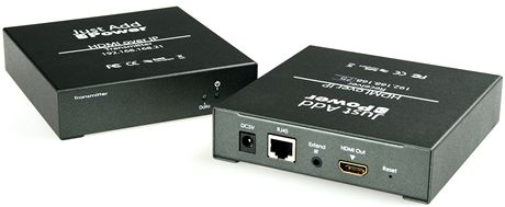 HDMI over IP
