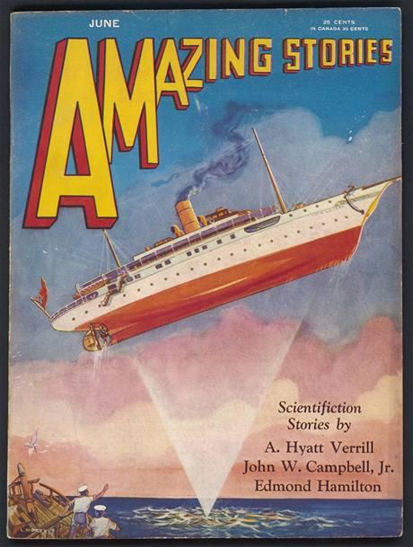 Příběhy o bermudských záhadách patří k oblíbeným nejen ve sci-fi žánru