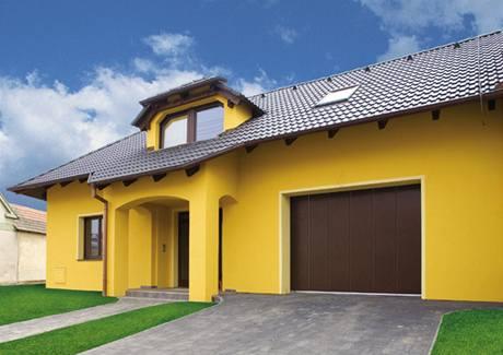 Garáž jako součást domu
