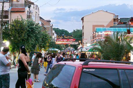 Bulharsko, Primorsko