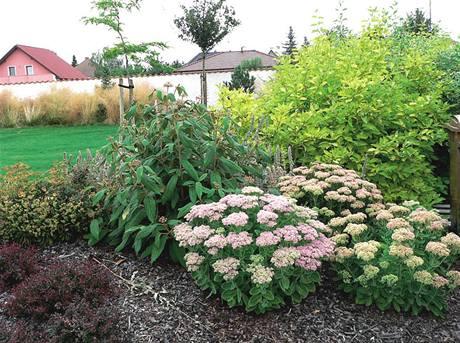 Funkce zahrady jednoznačně směřuje k okrase a relaxaci