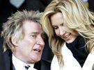 Rod Stewart s man�elkou Penny