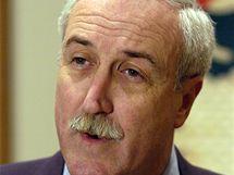 Bývalý šéf NASA Sean O'Keefe.