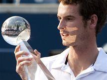 VÍTĚZ. Andy Murray v Torontu exceloval.