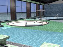 studie nového bazénu v Karlových Varech