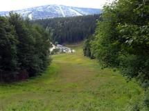 Zimní lyžařské středisko Hochficht
