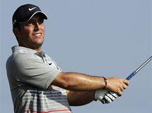 Francesco Molinari, první kolo PGA Championship 2010.