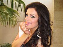 Česká Miss Jitka Válková na Miss Universe v Las Vegas
