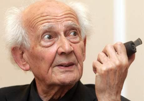 Zygmunt Bauman v Praze, 2006
