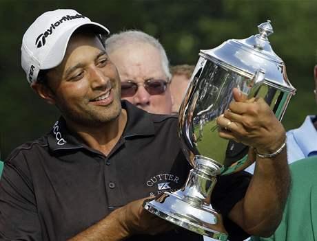 Arjun Atwal, vítěz Wyndham Championship