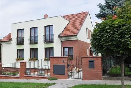 Dům Libora Ambrozka v Kyjově