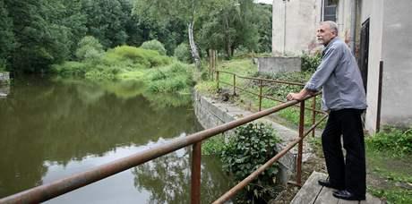 Průmyslový areál Staré Hory na okraji Jihlavy by se mohl proměnit v obchodní a odpočinkovou zónu. Investor by využil i řeku.