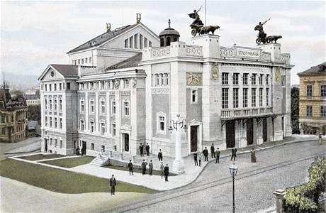 Divadlo v Jablonci nad Nisou se pyšní zajímavou historií.