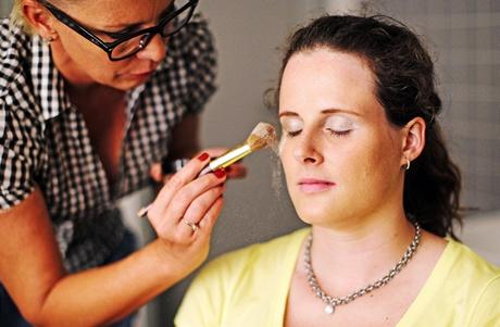 Make-up proměna