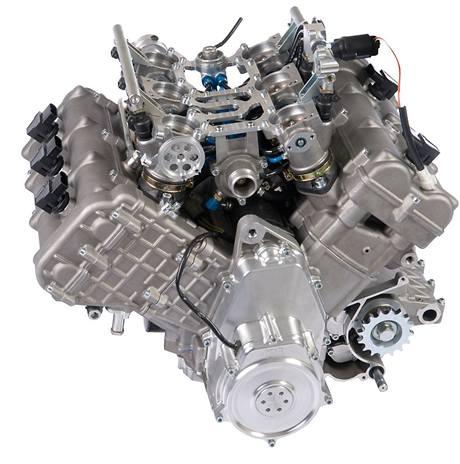 Nový motor FGR V6