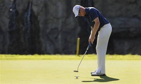 Simon Dyson, třetí kolo Czech Open 2010.