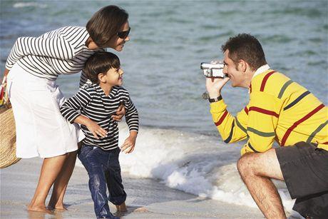 videokamera - ilustrační foto