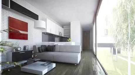 Interiér malometrážního bytu