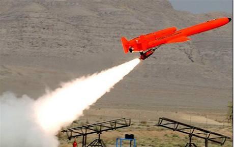 Íránský bezpilotní bombardér Karran