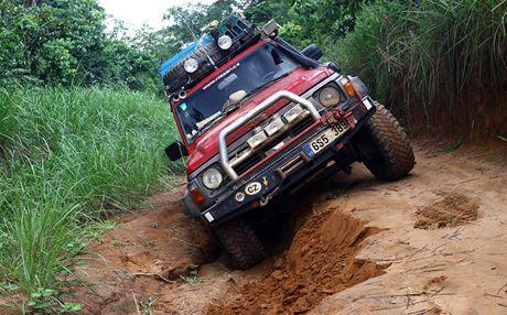 Silnice první třídy N1, Demokratická Republika Kongo