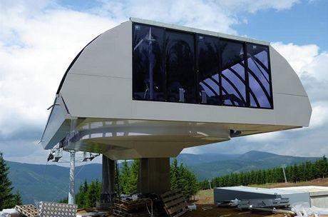 V novém skiareálu v Koutech nad Desnou budou i dvě úplně nové dvoukilometrové sjezdovky