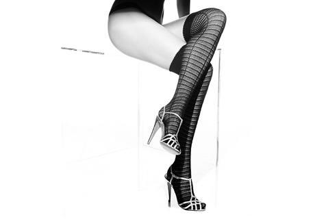 Podzimní kolekce se punčochami jen hemží, La Perla uvede na trh linii příznačně nazvanou Fatale