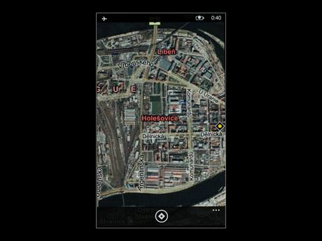Screenshot Windows Phone 7