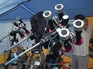 Vědci z brněnské VUT fotili na ostrovech v Tichém oceánu zatmění slunce, sluneční koronu