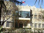 České velvyslanectví v jemenském Sanaá