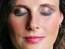 Make-up proměna - výsledek