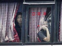 Bývalý policista unesl ve filipínské Manile autobus a drží v něm rukojmí. (23. srpna 2010)