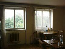 Původní stav místnosti