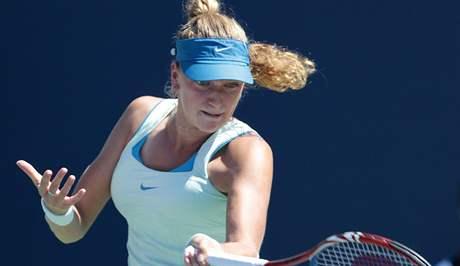 Petra Kvitová v 1. kole US Open