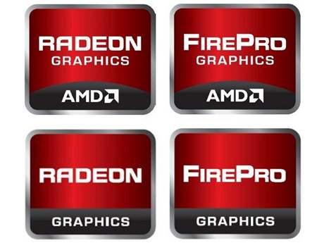 Nová loga AMD