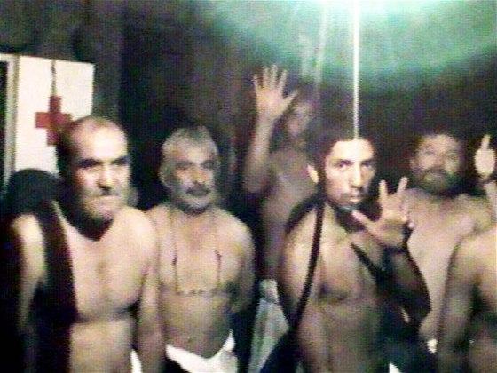 Zavalen� chil�t� horn�ci poslali na zemsk� povrch dal�� videoz�znam. (30. srpna 2010)
