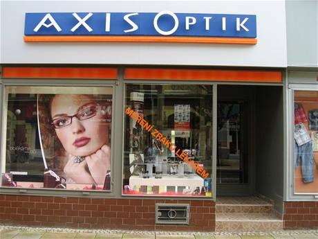Prodejna Axis Optik