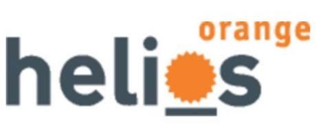 Logo Helios Orange