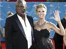 Předávání cen Emmy - Seal a Heidi Klum