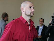 Za útok na Vietnamce poslal brněnský krajský soud bývalého policistu Zdeňka Srnského na tři a půl roku do vězení