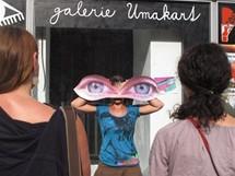 Galerie Umakart  sídlí v Brně