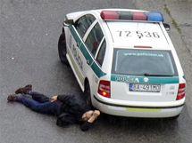 Střelba v Bratislavě. (30. srpna 2010)