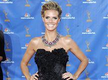 Předávání cen Emmy - Heidi Klum