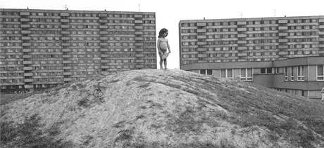 Jedna z fotografií knihy Viktor Kolář OSTRAVA